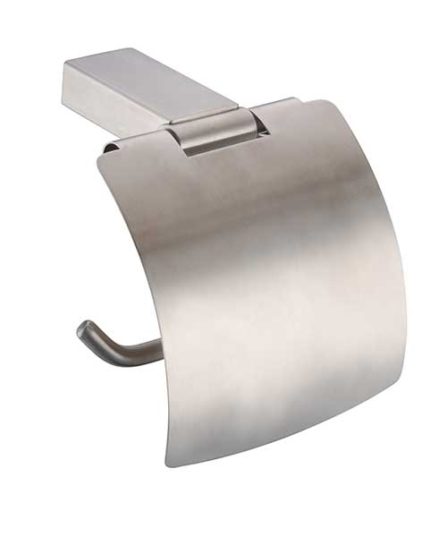 Bathroom Accessories Toilet Paper Holder With Cover