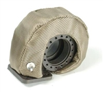 DEI Titanium Turbo Shield - Custom Fit Turbo Blanket