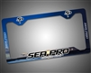 SEA PRO License Plate Cover
