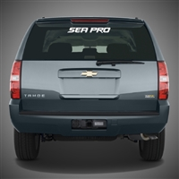 SEA PRO Official Window Decal