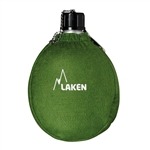 Laken Classica Narrow Mouth 34oz Green
