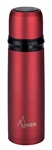Laken Thermo Flask Vacuum Insulated Stainless Steel 25oz Red