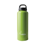 Classic Water Bottle Wide Mouth Screw Cap with Loop 25oz, Apple Green