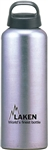 Classic Water Bottle Wide Mouth Screw Cap with Loop 34oz Plain