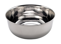 Stainless Steel Bowl 34oz (1 L.)