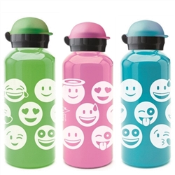 15 oz Kids Aluminum Aluminum Bottle /w Leak-Proof Hit Sport Cap