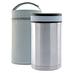 Food Flask 50 oz w/Plain Cover