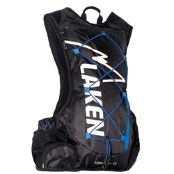 Laken Rider Hydration Towada Backpack, Black, 15L