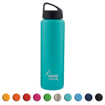 Laken Classic Thermo - Wide Mouth Insulated 34oz