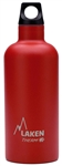 Laken Futura Thermo Vacuum Insulated Stainless Steel Water Bottle Narrow Mouth with Loop Cap 17oz Red