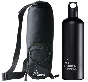 Laken Bundle - Thermo Future Insulated 25 Ounce Bottle + Bottle Carrier Bag