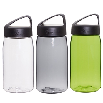Laken Tritan Sport BPA Free Wide Mouth Water Bottle w/Screw Cap 15oz