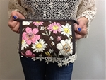 Darling Flower Makeup Bag