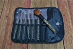 Leopard Makeup Brush Set