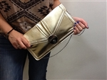 Dust Metallic Clutch