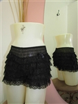 Rumba Shorts Black