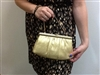 Vintage Gold Thread Handbag