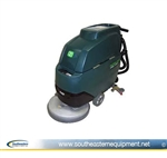 "Nobles SS3 Walk-Behind Floor Scrubber 17"" Pad Assist, ec-H2O w/105AH Battery"