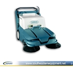 Demo Tennant 3640/6080 Battery Walk Behind Sweeper