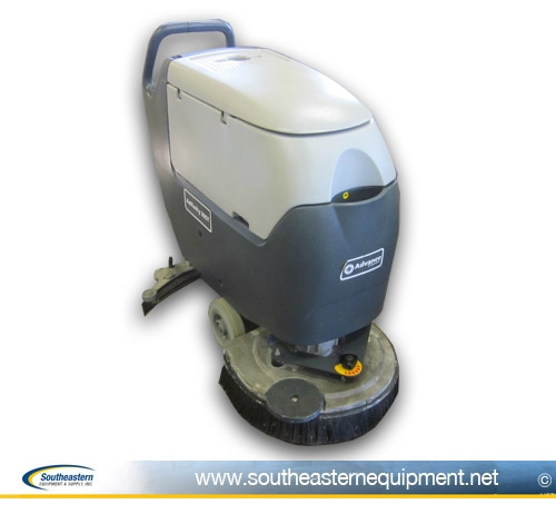 Reconditioned advance adfinity 17st floor scrubber for 17 floor scrubber