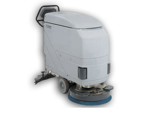Reconditioned Advance BA5321 Disk Floor Scrubber