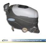 Demo Advance Convertamatic 26 Cylindrical Floor Scrubber