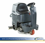 Demo Advance SC1500 20R Stand On Floor Scrubber
