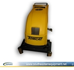 Tomcat 2800 Cylindrical Floor Scrubber Reconditioned