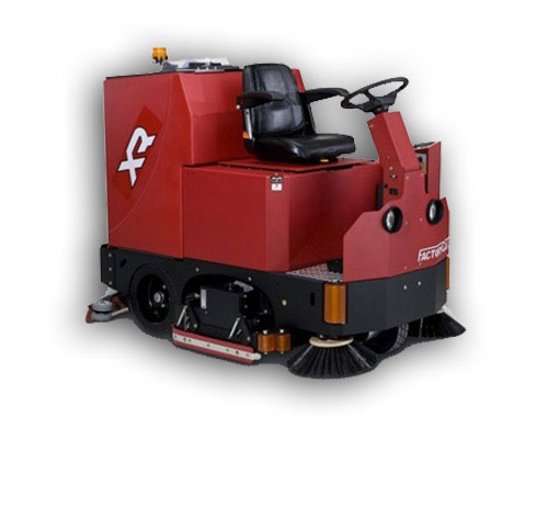"Demo Factory Cat XR 40"" Disk Rider Floor Scrubber"