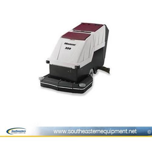 south eastern equipment - minuteman 320 floor scrubber
