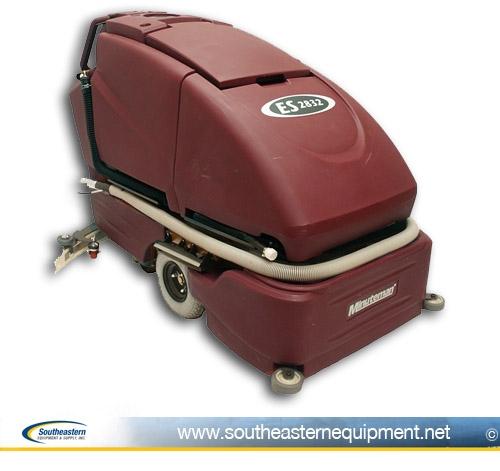 south eastern equipment - minuteman es2832 floor scrubber