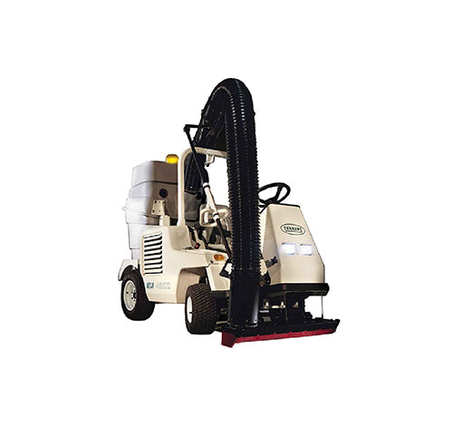 Reconditioned Tennant 4300 ATLV Ride-On Litter Vac