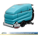 Reconditioned Tennant 5700 Cylindrical Brush Floor Scrubber With New Deck