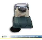 Tennant 6080 Gas Walk Behind Sweeper