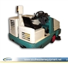 Reconditioned Tennant 6550 Battery Ride-On Sweeper