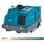 Reconditioned Tennant M30 Rider Sweeper Scrubber