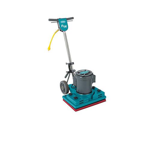 floor demo machine
