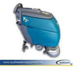 "Demo Tennant T3+ 24"" Floor Scrubber With Traction Drive"