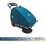 Tennant S8 Battery Walk Behind Sweeper