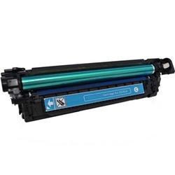 Color LaserJet CP3530/3525 Cyan  - Compatible CE251A