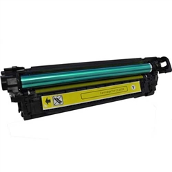 Color LaserJet CP3530/3525 Yellow - Compatible CE252A