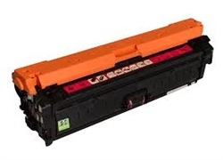 Compatible HP CP5525 Magenta Toner Cartridge