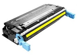 Compatible Color LaserJet 4700 Yellow Toner Cartridge