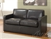 Casby Espresso Bycast Sofa Full Sleeper by Acme - 15273