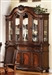 Remington Buffet & Hutch in Brown Cherry Finish by Acme - 60035