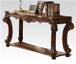 Vendome Sofa Table in Cherry Finish by Acme - 82004