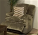 Easton Rocker Recliner in Sage Fabric by Catnapper - 1230-2