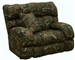 Appalachian Lay Flat Recliner in Mossy Oak or Realtree Camouflage Fabric by Catnapper - 1310-7