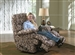 Duck Dynasty Cedar Creek Lay Flat Recliner in Duck Camo Fabric by Catnapper - 1320-7