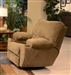 "Gavin Swivel Glider Recliner in ""Desert"" Color Fabric by Catnapper - 1450-5-D"